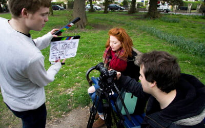 Film Production Stills