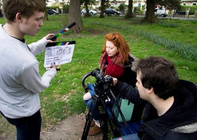 Film Production Stills